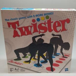 Twister Floor Game